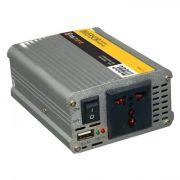 Inversor De Tensão Veicular 300w - 12v 220v + Usb 5v 2a  MM 767 - EASY HELP NOTE