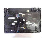 Teclado Samsung Np270e4e-kd2br  Ba75-04629k Ba81-18923a Azul - EASY HELP NOTE