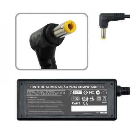 Fonte Carregador Para Cce F4030 19v 2.1a 40w  670 - EASY HELP NOTE