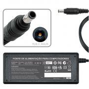 Fonte Carregador Para Samsung  R505  19v 3.16a 65w 500 - EASY HELP NOTE