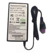 Fonte Para Impressora D110 Photosmart Plug Roxo 32v (625ma) - EASY HELP NOTE