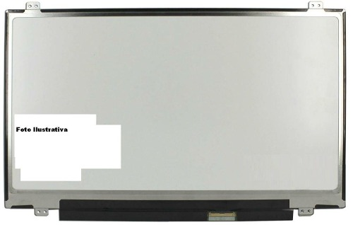 Tela Led Slim 14.0 40 Para Asus X401u Series Wxga Hd 1366x768 - EASY HELP NOTE