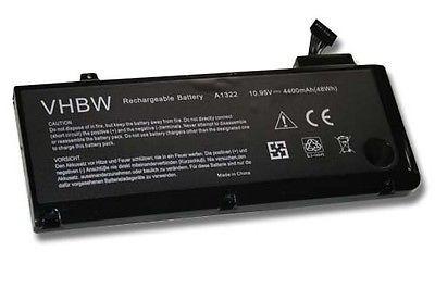 Bateria Para Apple Macbook Pro 13  Series A1322 5200mah 10.8 - EASY HELP NOTE