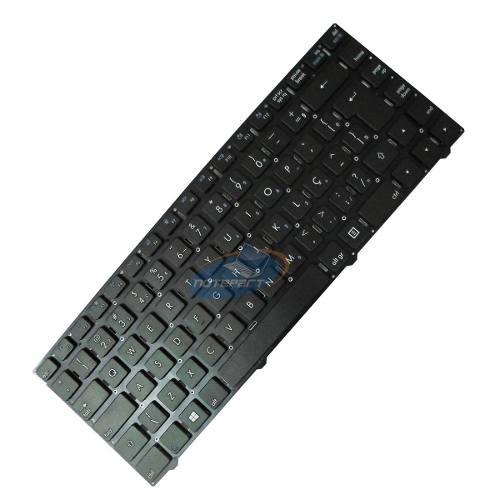 Teclado Para Notebook Cce Win U25 - 82r-14a148-4213 - EASY HELP NOTE