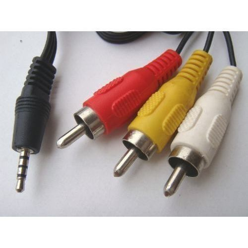 Cabo Av-in Gps Audio Video Para Gps Midi - EASY HELP NOTE