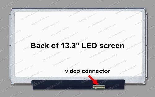 Tela 13.3 Led Slim Para Dell Vostro V13  1366x768 Hd - EASY HELP NOTE