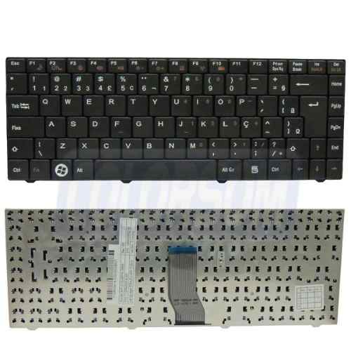 Teclado Para Semp Toshiba Is1412 / 13 / 14 Mp-07g38pa-3606 - EASY HELP NOTE