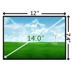 Tela Led 14.0 Para Note  Itautec Infoway W7535 1366x768 Hd - EASY HELP NOTE