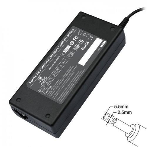 Fonte Carregador Para Notebook Semp Toshiba Is1333g 19V 3.95A MM 556 - EASY HELP NOTE