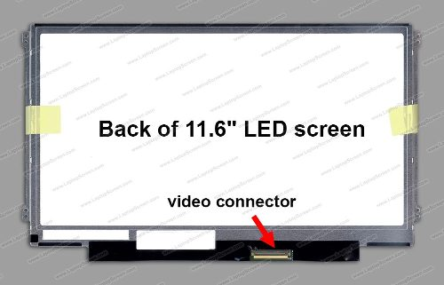 Tela 11.6 Led Slim Para Sony Vaio Vpc-yb35 A B 1366x768 - EASY HELP NOTE