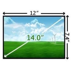 Tela Led 14.0 Para Notebook Itautec Infoway W7410 1366x768 HD - EASY HELP NOTE