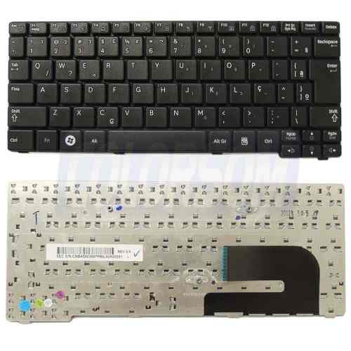 Teclado Original Net Samsung Nb20 Séries Ba59-02687p Br Ç - EASY HELP NOTE