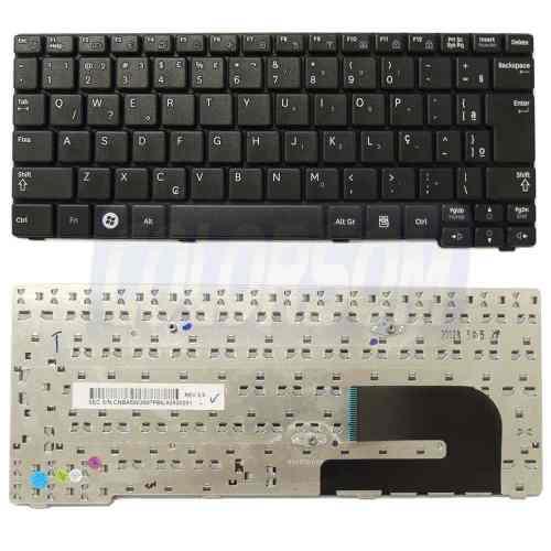 Teclado Net Samsung N150 Séries Ba59-02687p Br Ç - EASY HELP NOTE