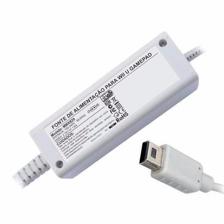 Fonte Carregador Para Nintendo Wii U Gamepad 4,75v 1.6a MM 829 - EASY HELP NOTE
