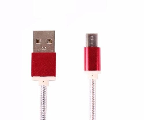 Cabo De Dados Carga Smartphone Samsung Micro Usb Color MM 837 - EASY HELP NOTE