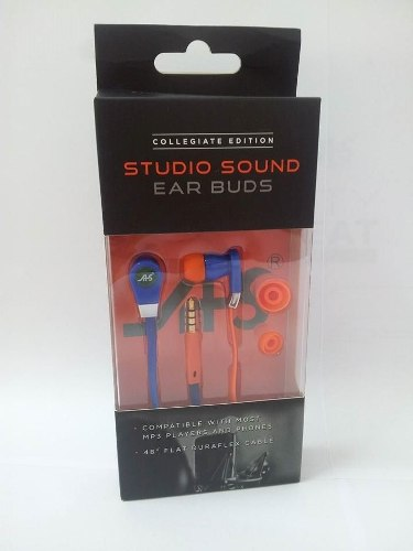 Fone De Ouvido Studio Sound Ear Buds P/ Mp3 E Celulares Am/p - EASY HELP NOTE