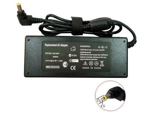 Fonte Carregador Toshiba 19v 3,95a M40x-115 M40x-112 M40x-11 556 - EASY HELP NOTE