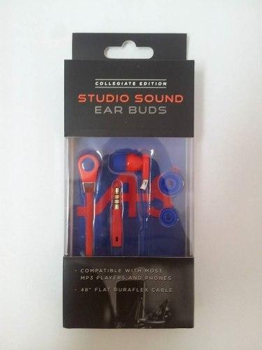 Fone De Ouvido Studio Sound Ear Buds P/ Mp3 E Celulares Am/p - EASY HELP NOTE
