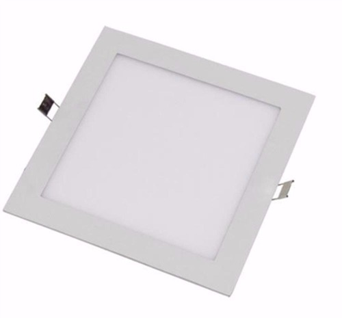 Kit 10 Lampada 6w Plafon Luminária Led Quadrad Embutir Slim - EASY HELP NOTE