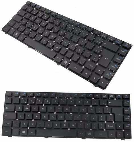Teclado Para Notebook Cce Wm545b  Mp-10f88pa-f51c  Ç 1533 - EASY HELP NOTE