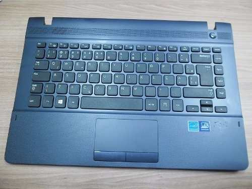 Teclado Samsung Np275e4e-kd2br  Ba75-04629k Ba81-18923a Azul - EASY HELP NOTE