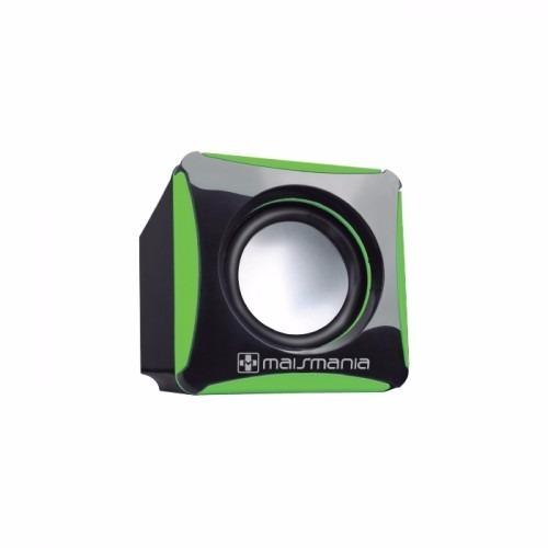 Caixa De Som Amplificada 6w Rms 3+3w MM 791 Pc / Smartphone - EASY HELP NOTE