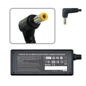 Fonte Carregador Para Semp Toshiba Sti S12a00 19v 2.1a 40w 670 - EASY HELP NOTE