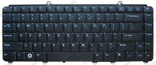 Teclado P/ Dell Inspiron 1420,1520,1521 Keyboard, Xps: M1330 - EASY HELP NOTE