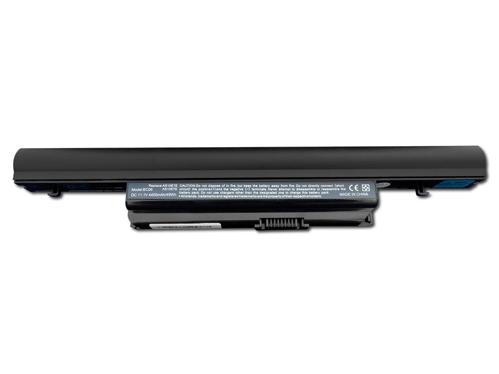 Bateria Para Acer Aspire 7745 Séries  4400 Mah 10.8v AS10B6E - EASY HELP NOTE