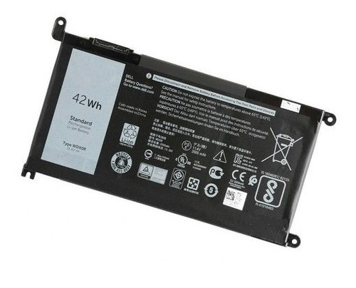 Bateria Para Note Dell Inspiron 13 5378 T2jx4 Wdxor 42wh - EASY HELP NOTE