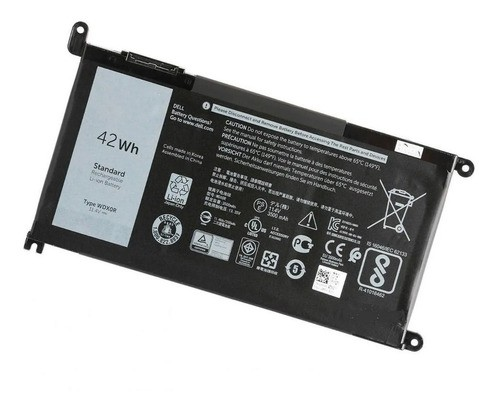Bateria Para Note Dell Inspiron 13 7368 T2jx4 Wdxor 42wh - EASY HELP NOTE