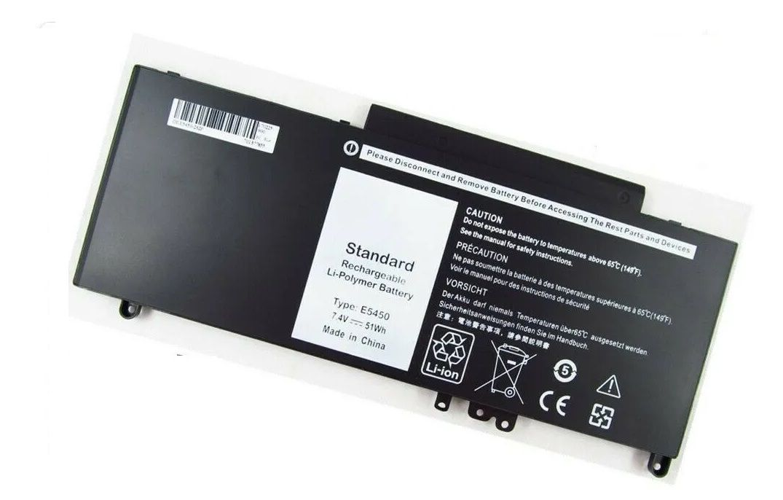 Bateria Para Notebook G5m10 51wh Dell Latitude E5250 7,4v - EASY HELP NOTE