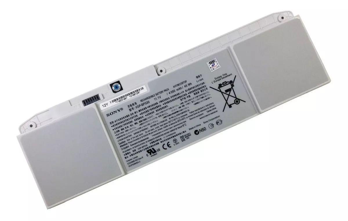 Bateria Para Sony Vaio Svt  11.1v 4050mah  Vgp-bps30 - EASY HELP NOTE