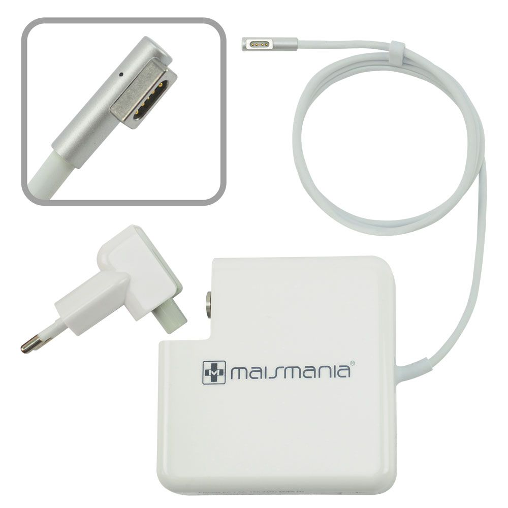 Fonte Carregador Para Apple Mac Book Air A1244 45w Megasafe1 MM 672 - EASY HELP NOTE