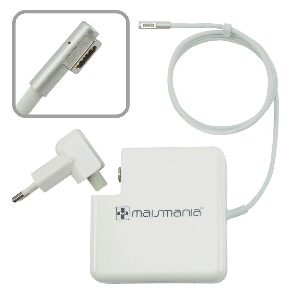 Fonte Carregador Para Apple Mac Book Air A1244 E A1374 - 45w MM 672 - EASY HELP NOTE