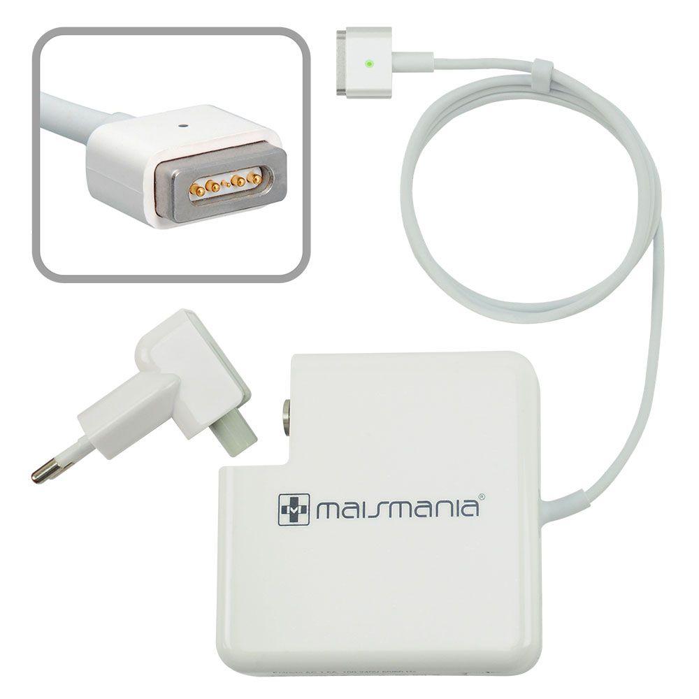 Fonte Carregador Para magnetico Pro A1181 60w 16,5v 3.65a 501 - EASY HELP NOTE