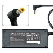 Fonte Carregador Para Asus A6 * A7 * A8 Bamboo 19v 4.74a 90w MM 658 - EASY HELP NOTE
