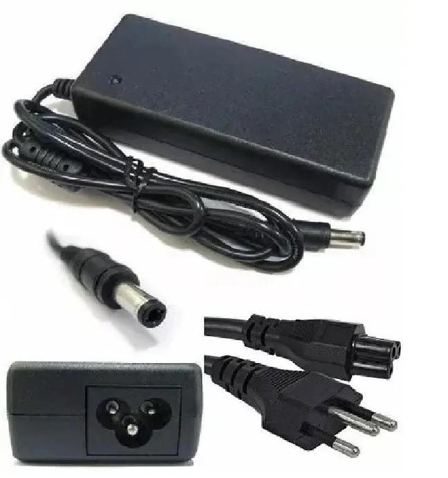 Fonte Carregador Para Megaware Meganote 4129  19v 3,42a 65w P8 - EASY HELP NOTE