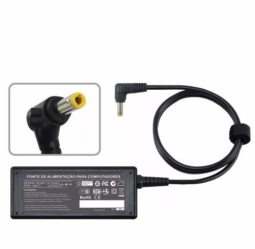 Fonte Carregador Para Netbook Philco 10c-p123lm 19v Plug 5.5 MM 670 - EASY HELP NOTE