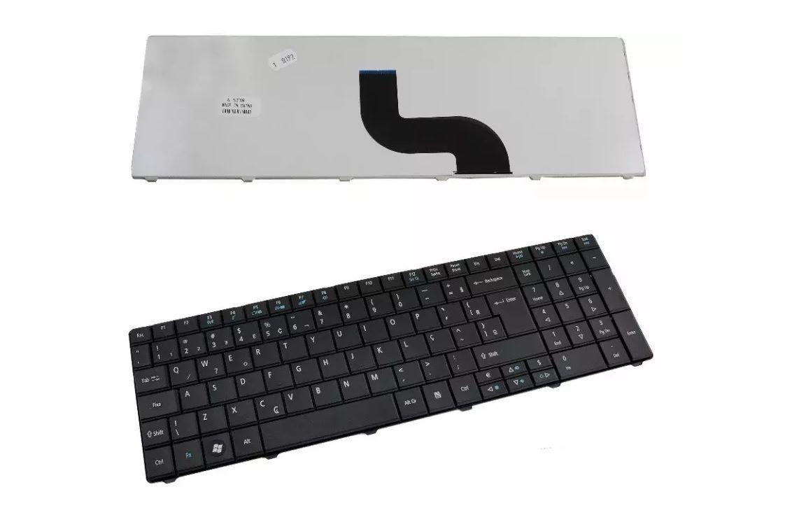 Teclado Acer Aspire E1-531  Pk130dq1a00  Nsk-aub1d Br Ç - EASY HELP NOTE