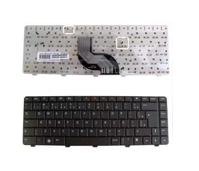 Teclado Dell Inspiron 14r 14v N4010 N4030 N5030 Nsk-djd1b - EASY HELP NOTE