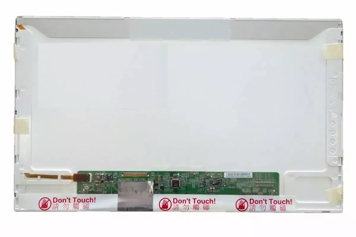 Tela Led 14.0 Hd Display Para Asus Asus N46vm 1366x768 - EASY HELP NOTE