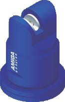 BICO LEQUE ULTRA TURBO (DEFLETOR ANTI-DERIVA) AMIGA SERIE AUT - NÚCLEO DELRIN - CULTURAS BAIXAS (CARTELA COM 10 UNIDADES)