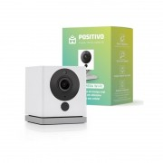 CAMERA SEGURANÇA WIRELESS SMART POSITIVO FULL HD 1080P