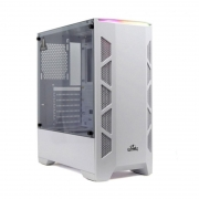 GABINETE GAMER REDRAGON STARSCREAM BRANCO GC-610W