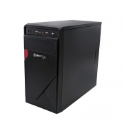 GABINETE S/FONTE HOOPSON CPU-009 PRETO