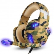 HEADSET GAMER SPECIAL FORCES COLORS SERIES DESERT P3 DAZZ