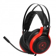 HEADSET GAMER USB 7.1 BLACKLIT XTRIKE ME FOR PC / PS4 / XBOX - GH-908 2,2M