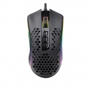 MOUSE GAMER STORM ELITE REDRAGON PRETO - M988-RGB