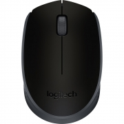 MOUSE USB WIRELESS LOGITECH M170 PRETO